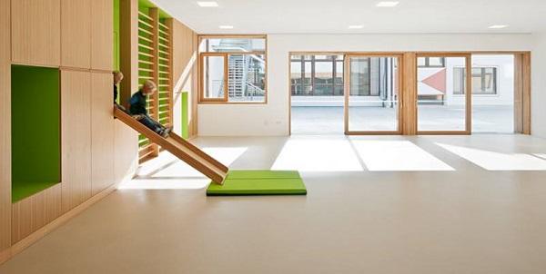 L'importanza delle pavimentazioni in resina IPM Italia a scuola