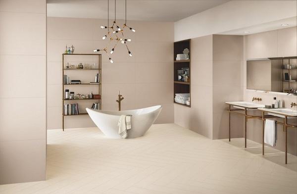 Elements Design nel colore bianco