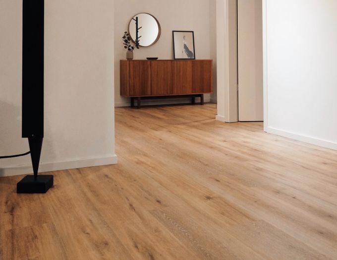 Pavimento laminato effetto legno