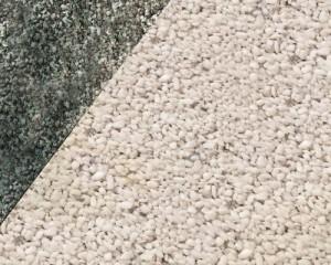 Il benessere inizia da DECORSTONE: superfici continue in pietra naturale e resina per aree wellness