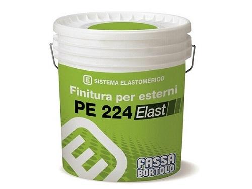 PE 224 - idropittura elastomerica per esterni