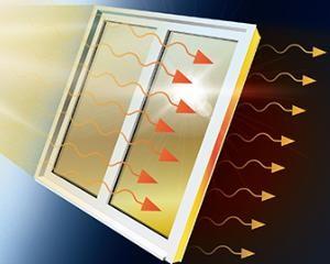 Innovazioni: pellicola per finestre che distribuisce il calore