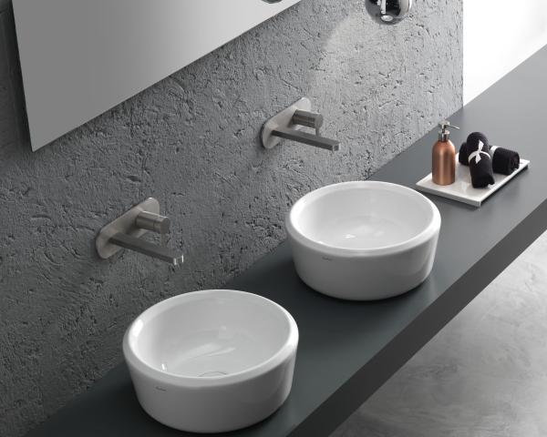 Vasca Da Bagno Hatria : Pencil lavabi da appoggio