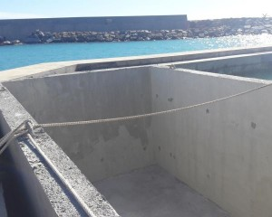 Il Sistema Penetron per il nuovo porto turistico di Ventimiglia