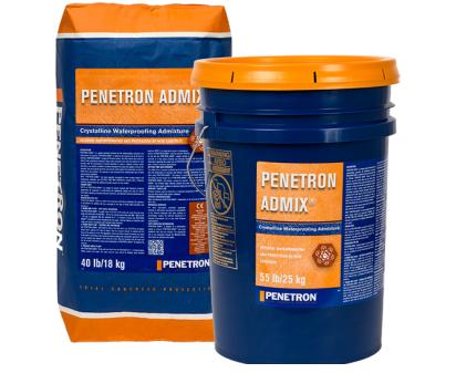 Additivo Penetron Admix