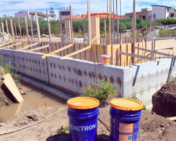 La soluzione Penetron per l'impermeabilizzazione del calcestruzzo in tre progetti architettonici