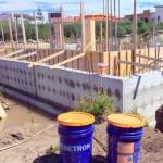 Tre progetti e una sola soluzione per l'impermeabilizzazione del calcestruzzo