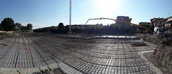 Penetron per il nuovo Eco-Villaggio Lops di Buccinasco