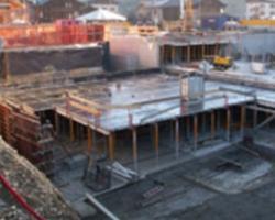 Vasche bianche per nuove strutture interrate – sistema Penetron Admix 1