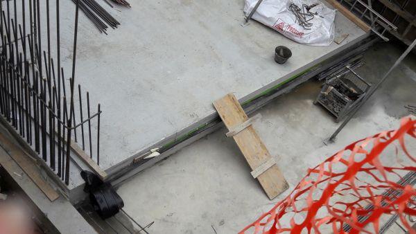Tecnologia Penetron per l'impermeabilizzazione del nuovo sottovia carrabile per l'RFI di Ventimiglia