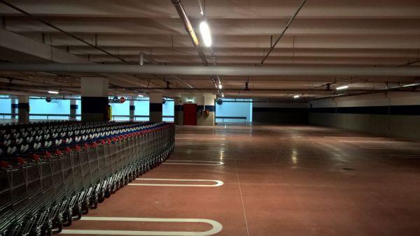 Tecnologia Penetron per il parcheggio della nuova Esselunga di Novara