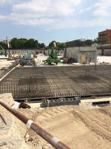 La tecnologia Penetron per il nuovo ospedale di Pordenone