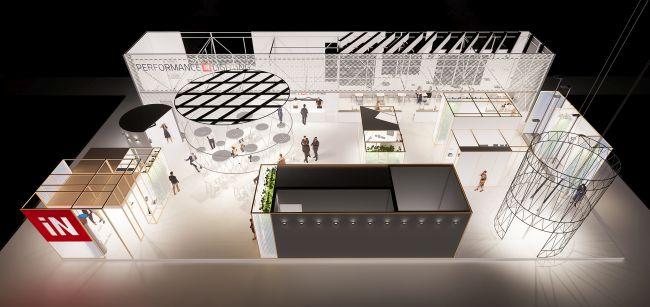 Lo stand virtuale di Performance iN Lighting per ammirare le novità previste a Light+Building