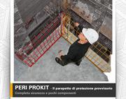 Nuovo sistema di protezione dei bordi Prokit