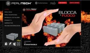 Online il nuovo sito Perlitech, blocchi ad elevate prestazioni 1