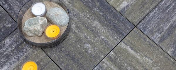 Piastre per pavimentazioni esterne MVB