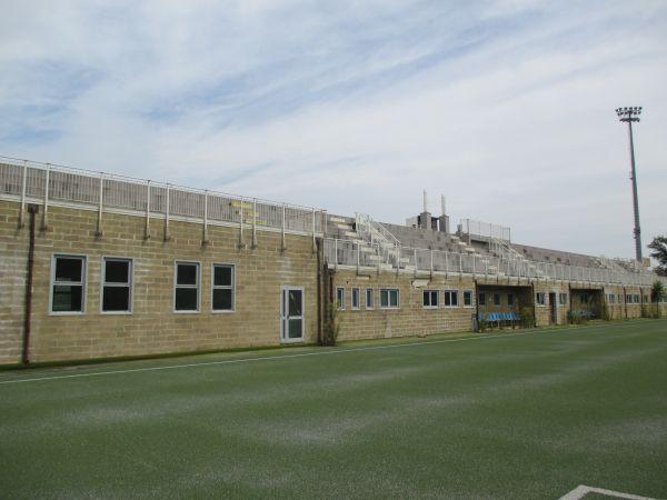 Centro sportivo Picchio Village di Ascoli prima dei lavori