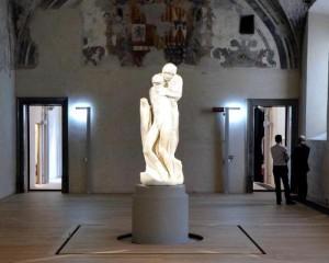 Pietà Rondanini al nuovo museo del Castello