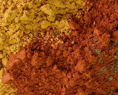 I pigmenti naturali e artificiali di Azichem