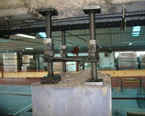 Spostare un pilastro in una struttura in c.a.