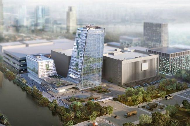 Nuova sede in Cina di Higold progettata da Pininfarina Architects
