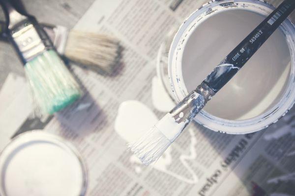 pitture e vernici ecologiche: salubrità e basso impatto ambientale