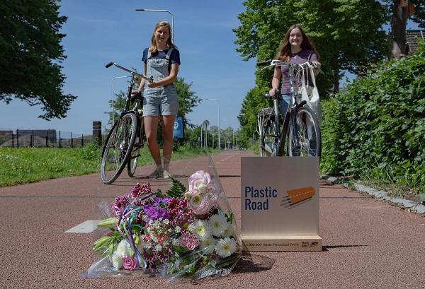 PlasticRoad raggiunge il milionesimo attraversamento