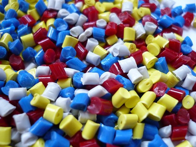 La plastica utilizzata in edilizia