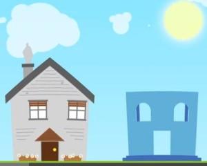 La plastica intelligente per l'edilizia