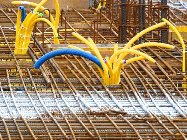 Utilizzo e riciclo della plastica in edilizia