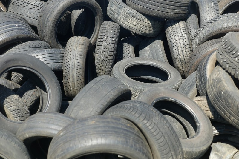 Pubblicato in GU il decreto end of waste, nuova vita agli pneumatici fuori uso