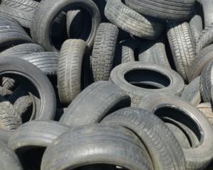 Nuova vita per gli pneumatici fuori uso