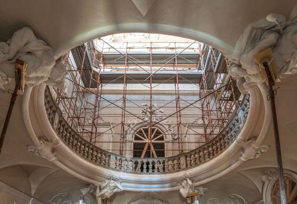Il BIM per il recupero di Villa Strozzi a Mantova. Stato attuale dei lavori