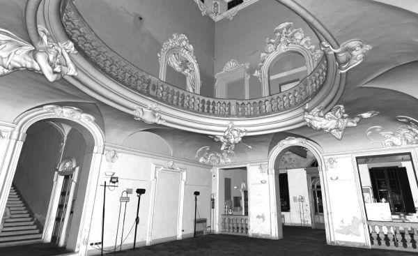 Il BIM per il recupero di Villa Strozzi a Mantova.