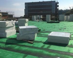 Protezione delle coperture con schermi e barriere al vapore