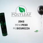 Meno peso e più sicurezza con le membrane POLYLEAF