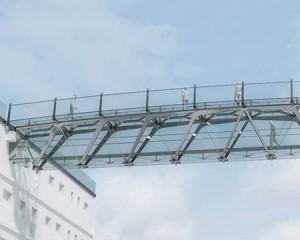 Il ponte Rainbow medaglia d'argento al Wibe Prize