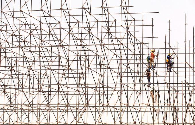 Impalcature e ponteggi: tipologie e prestazioni