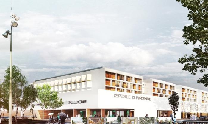 Penetron per il nuovo ospedale di Pordenone