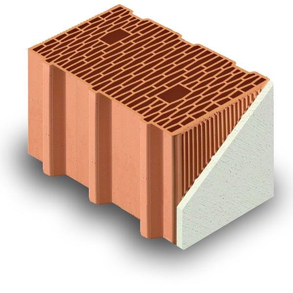Porotherm Bio-Plan in laterizio microporizzato
