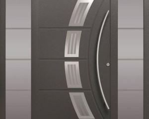 Le porte di ingresso che personalizzano le abitazioni