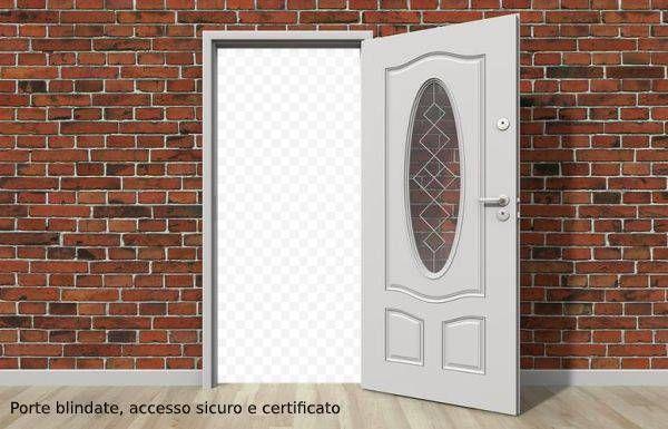 Porte blindate, accesso sicuro e certificato. Guida alla scelta