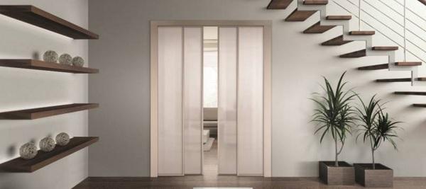 Porte in vetro Scrigno