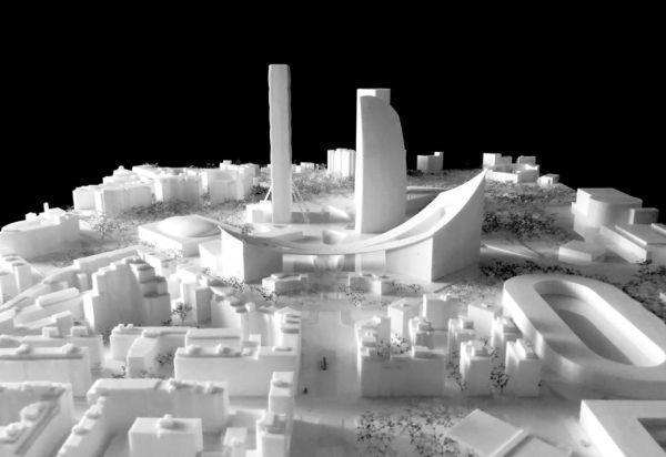 Masterplan progetto Portico, quarta torre di Citylife