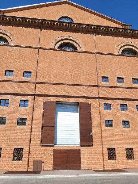 Portone hormann per il Teatro Galli a Rimini