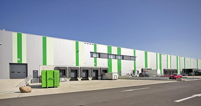 Chiusure tecniche Hormann per il centro logistico di BIVF - gruppo Fäth