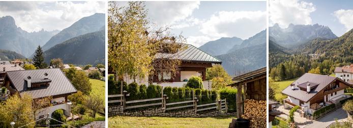 Le tegole Prefa R. 16 per una villetta in Val di Zoldo