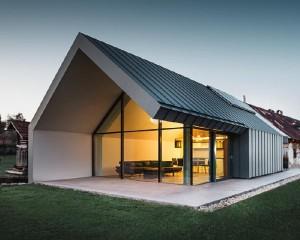 Ampliamento di edificio storico in Ungheria