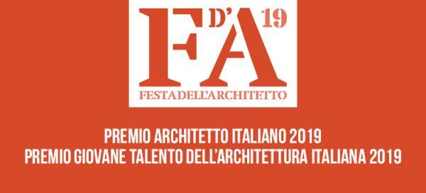 Al via il premio architetto Italiano e Giovane talento dell'Architettura