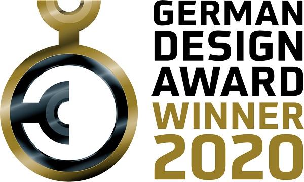 Testo premiata al German Design Award